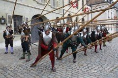 COMPAGNIE DE 1602 FESTIVITES ET CORTEGE DE L'ESCALADE